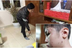 Người cha đánh dã man con trai 10 tuổi bị truy tố thêm tội danh
