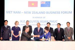 Việt Nam quan tâm tới kinh nghiệm nông nghiệp của New Zealand