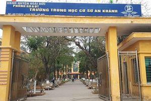 Hà Nội : Hàng chục học sinh nổi mẩn ngứa, phát ban sau khi trường phun thuốc diệt muỗi