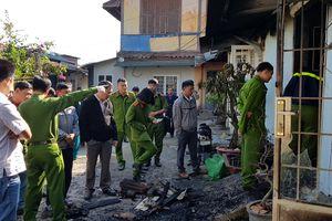 '5 người chết cháy trong khu biệt thự cổ ở Đà Lạt' là án mạng