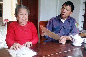 Bức thư cuối cùng liệt sỹ Gạc Ma gửi ba mẹ già