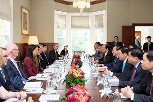 Việt Nam - New Zealand nhất trí phối hợp triển khai CPTPP