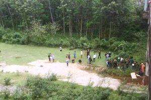 Nghi vấn nam sinh lớp 8 nhảy sông Ngàn Phố tự tử