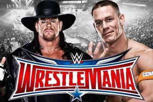 John Cena thách đấu The Undertaker tại Wrestle Mania