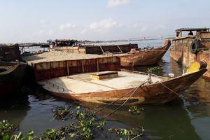 Quảng Nam: Vây bắt 5 tàu hút cát trộm quy mô lớn trong đêm