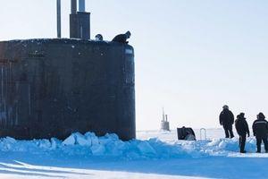 Nga: Tàu ngầm Mỹ vô hại tại Bắc Cực