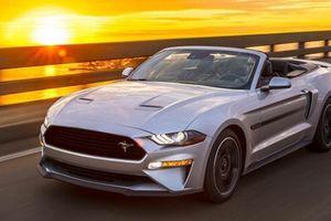 Ford Mustang phiên bản California Special: Chiếc mui trần ''vạn người mê''
