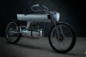 Honda SuperSport 125'L•Concept: Chiếc xe đến từ tương lai