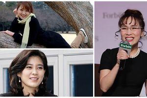 Những nữ tỷ phú USD giàu nhất tại các quốc gia Châu Á