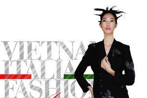 Tuần lễ thời trang thu đông Việt Nam – Italia 2018 sẽ diễn ra tại Vườn hoa Diên Hồng
