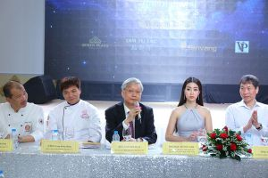 Lần đầu tiên sự kiện từ thiện của Hiệp hội đầu bếp Quốc tế được tổ chức tại Việt Nam