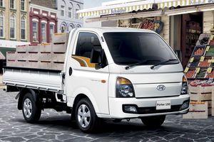 Hyundai New Porter 150 giá từ 410 triệu đồng