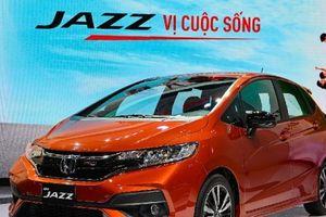 Thuế nhập 0%: Honda Jazz 356 triệu tại Thái Lan, về Việt Nam giá lăn bánh bao nhiêu?