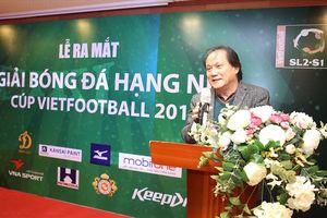 Thêm sân chơi mới cho bóng đá phong trào Hà Nội