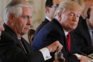 Quyền tự chủ của Bộ Ngoại giao Mỹ bị đe dọa?