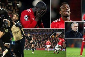 Fan M.U đòi 'đuổi cổ' Mourinho sau trận thua nhục nhã trước Sevilla
