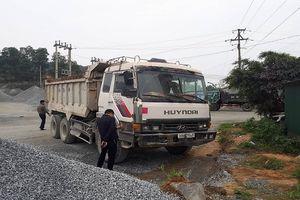 Xe tải hỏng phanh trôi tuột xuống dốc, tông tử vong một bảo vệ