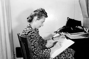 Nhà thiết kế Mỹ tạo ra cuộc cách mạng thời trang thập niên 1940 - 1950
