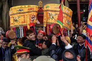 Tưng bừng Lễ hội dành đầu pháo ở Lạng Sơn