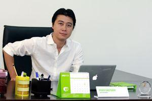 Phan Sào Nam là 'hot boy' trong giới công nghệ