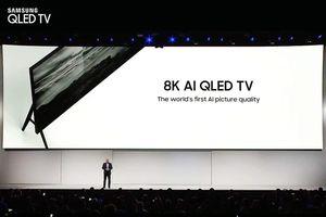 TV QLED 2018: 'Điểm giao thoa' giữa trí thông minh nhân tạo và công nghệ hàng đầu