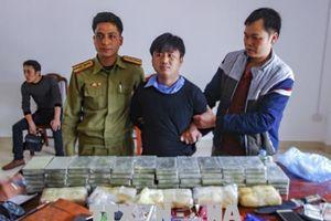Phá chuyên án đường dây ma túy lớn từ Lào vào Việt Nam