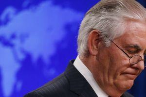 Rex Tillerson: nhiệm kì trắc trở và cú sa thải sét đánh