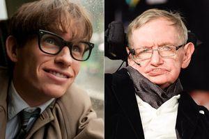 Stephen Hawking, nguồn cảm hứng của các nhà làm phim