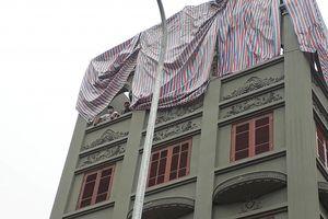 Buộc tháo dỡ biệt thự của vợ chồng ông Nguyễn Thanh Hóa còn 3 tầng 1 mái