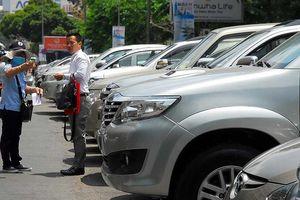 TP.HCM lại điều chỉnh mức, thời gian thu phí ô tô