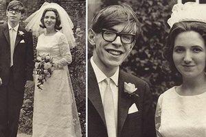 Cuộc đời thiên tài Stephen Hawking qua ảnh