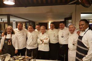12 đầu bếp nổi danh so tài tại Hội An