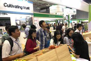 Khai mạc 3 triển lãm quốc tế tại TP Hồ Chí Minh