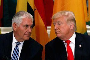 Ông Tillerson sẽ nghỉ việc, Giám đốc CIA lên thay làm Ngoại trưởng