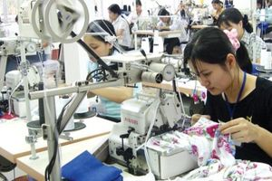 Dệt may duy trì sức hút FDI