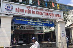 Kỷ luật cảnh cáo bác sỹ 'đuổi' bệnh nhân ở Kiên Giang