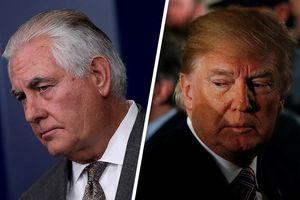 Sa thải Tillerson, Trump dọn đường cho thượng đỉnh Mỹ-Triều?