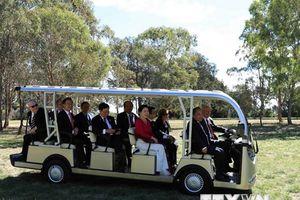 Hoạt động của Thủ tướng Nguyễn Xuân Phúc tại Australia
