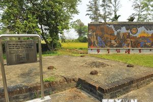 Khánh thành gian thờ 504 thường dân Sơn Mỹ bị thảm sát