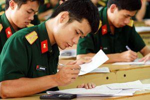 3 tiêu chí phụ tuyển sinh vào Học viện Kỹ thuật quân sự