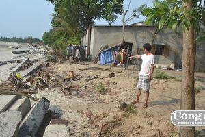 Kè biển Liên Chiểu vẫn 'án binh bất động': dân sốt ruột