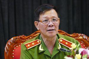Đường dây đánh bạc nghìn tỉ: Công an Phú Thọ làm việc với trung tướng Phan Văn Vĩnh