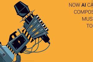 Trí tuệ nhân tạo Alexa giờ đây đã có thể tự soạn nhạc
