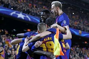 Đại thắng Chelsea, Barca thẳng tiến vào tứ kết Champion League