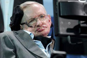 Nghị lực sống phi thường của Stephen Hawking đáng để người trẻ học hỏi