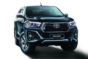 Toyota Hilux 2018 bản đặc biệt giá từ 693 triệu đồng ở Malaysia