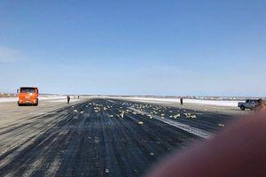 Bản tin 20H: Máy bay Nga hạ cánh khẩn sau khi làm rơi 3 tấn vàng