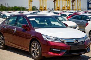 Mỗi chiếc ôtô Honda về Việt Nam đã giảm bao nhiêu tiền khi hưởng thuế 0%?