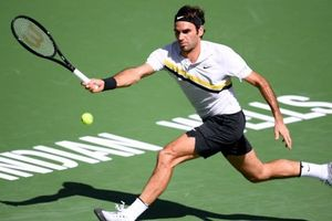 Vòng 4 Indian Wells: Không thể ngăn cản Roger Federer