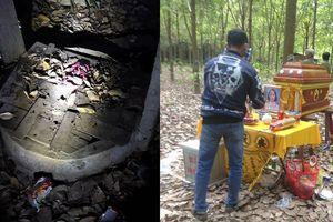 Cận cảnh hiện trường nơi cháu bé 4 tuổi bị hiếp dâm, ném xuống giếng phi tang ở Bình Phước